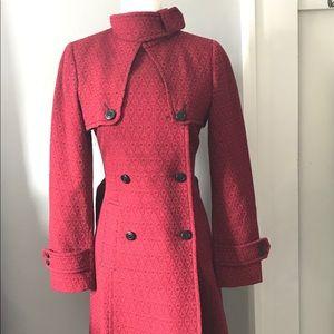 🇺🇾 Designer Trench Coat from Uruguay.